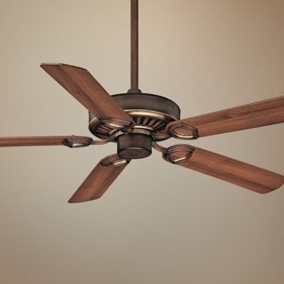 "52"" Minka Aire Ultra Max Belcaro Walnut Ceiling Fan   #H8876"