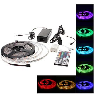 EUR € 41.76   Impermeabile 5M RGB 300x3528 SMD LED Light Strip con