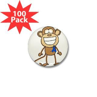 blue ribbon monkey mini button 100 pack $ 94 99
