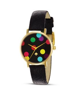 kate spade new york Multi Confetti Metro Watch, 34mm