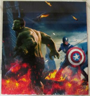 Disney Twenty Three 23 Summer 2012 Marvel Avengers Iron Man Cover NIP