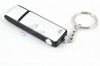 4GB Spy Ear Bug USB Flash Drive Digital Audio Voice Recorder Long