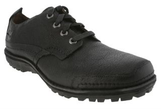 Timberland Black 21597 Kings Bay Plain Toe Oxfords Mens Shoes Wide