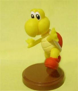 Red Koopa Troopa Nintendo Furuta Mario Figure Vol 2 New