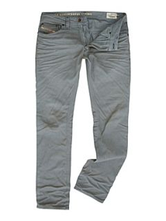Diesel Thavar 801D slim fit jeans Light Grey
