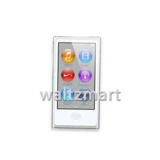 Ultra Clear LCD Screen Protector Film Guard Cover for Apple iPod Nano