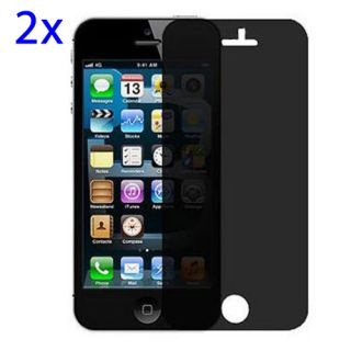 Privacy Anti Spy LCD Screen Protector Guard Cover Film for Apple