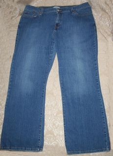 am offering pair of (womens 22 Medium) blue, Levis 515 Boot Cut