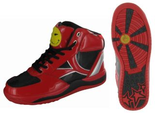 Yums Fly Top Series Lil Jon Basketball High Top Fashion Mens Shoes