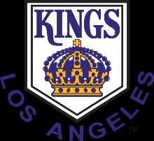 Los Angeles Kings Team Autographed Goalie Stick 2011 2012 COA