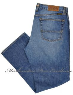 New Mens Lucky Brand Jeans Vintage Straight 7MC1008 Low Rise Regular