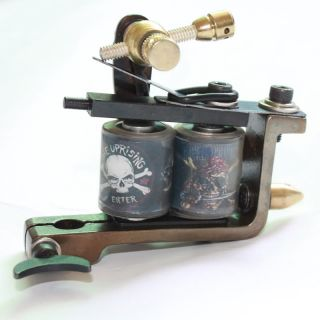 Handmade Tattoo Machine Gun Frame for Shader Supply
