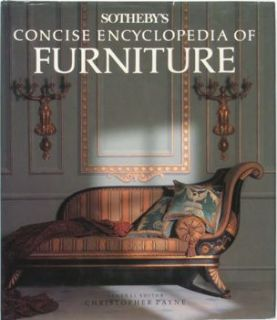 Antique American European Furniture Sothebys Guide Colonial Victorian