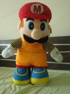 of jumbo Super mario and Luigi stuffed toy in very high quality