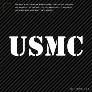 Sticker Die Cut Decal Self Adhesive Vinyl united states marine corps