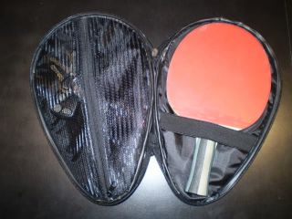 MK Ping Pong Paddle Table Tennis Racket Case Cover