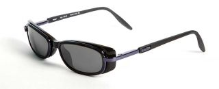 Maui Jim Sunglasses Kapa Black Polarized Gray 116 02