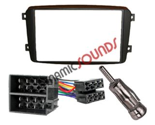 Mercedes C Class CLK Vito Double DIN Stereo Fitting Kit
