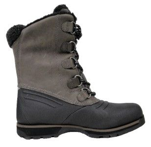 Rockport Mens K58352 Lux Lodge Lace Up Boots Black Dark Grey Assorted