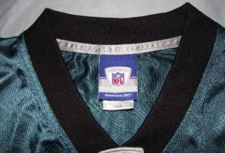 Reebok Philadelphia Eagles Michael Lewis Football Jersey #32 Mens Size