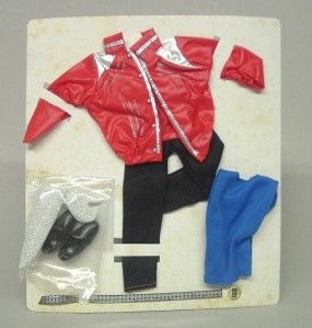 Michael Jackson Doll Clothes Beat It Outfit