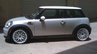 18 Wheels Mini Cooper s Clubman 4x100