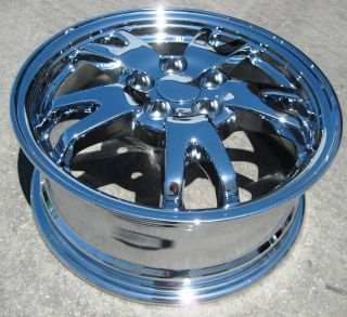 YOUR STOCK 4 15 FACTORY TOYOTA PRIUS OEM CHROME WHEELS RIMS 2008 2011