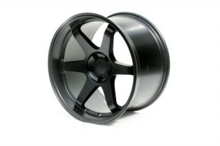 VARRSTOEN ES2 (19) WHEELS RIMS MATTE BLACK ***19x10.0 +25 19x11.0 +25