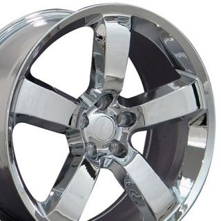 20 Rim Fits Dodge Chrome Charger SRT Wheel 20x 9