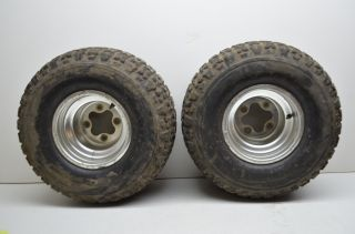 TRX400EX 400EX Rear Wheels Rims 20 Tires 20x11 9 Fourtrax