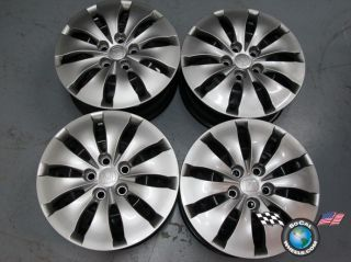 08 11 Honda Accord Factory 16 Steel Wheels Rims Civic 63933 Hubcaps