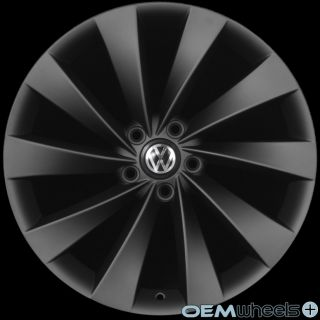 19 Gunmetal Turbine Wheels Fits VW Golf R R32 GTI Jetta MK5 MKV MK6