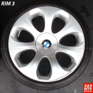 19 Used BMW Manufacture Staggered Wheels Rims Used Tires