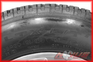 F250 F350 Super Duty King Ranch Excursion Wheels Tires E Rated