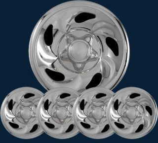 97 04 Ford F150 Expedition 16 Chrome Wheel Skins