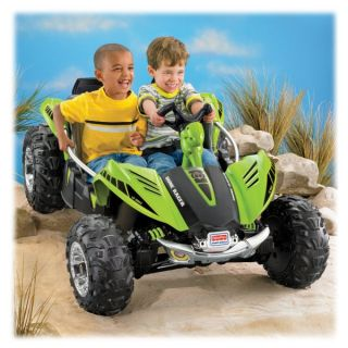 Fisher Price Power Wheel Dune Racer 12V ATV Electric Ride on W2602