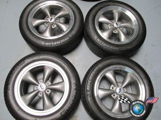 09 Ford Mustang Factory 17 Wheels Tires Rims 3589 6R33 1007 CA