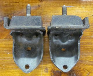 NOS 62 63 64 65 Ford Falcon Ranchero 6 Cylinder Engine Mounts Pir C2DZ