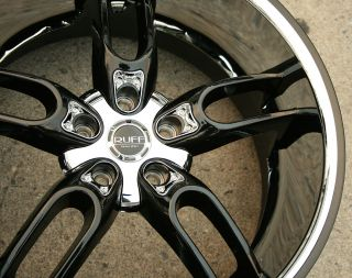20 Black Rims Wheels Infiniti FX35 FX45 03 Up 20 x 10 5H 45