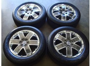 20 GMC Acadia Wheels Rims Tires 2011 Denali Chrome