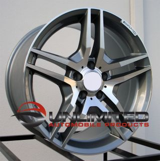 18 AMG Wheels Rims Fit Mercedes E350 E550 2010