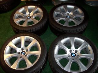 18 BMW Factory Wheels 5 Series Tires 530 525 528 535 545 550 E60 E61