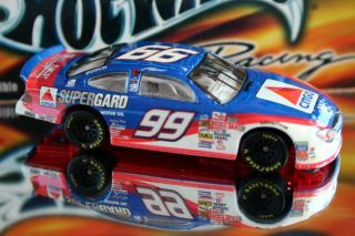 Hot Wheels Racing 2001 Pit Board Jeff Burton 99 Citgo Ford Taurus
