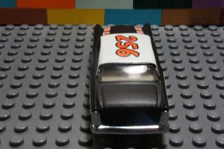 Hot Wheels Black 56 Merc Diecast Vintage Car 256 Body Paint w Lifting