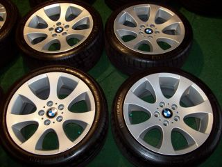 18 BMW Wheels Tires 325 330 335 328 335i 330i E90 E91 E92 Factory 162