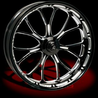 Performance Machine PM Heathen Contrast Cut Wheels
