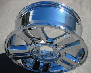 Factory Ford F150 Pickup Chrome Wheels Rims Exchange Your Stock