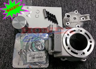 Athena Big Bore Cylinder Piston Kit 58mm 144cc Yamaha 99 04 YZ125 YZ