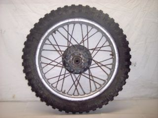 YZ 100 125 175 YZ125 YZ175 It IT175 Rear Tire Hub Rim Wheel