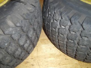 John Deere 111 Rear Tires